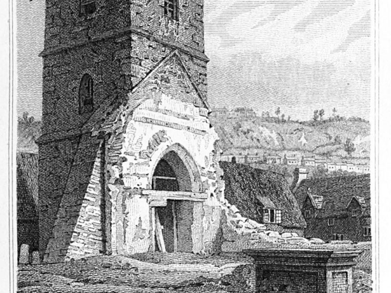 Old St Mary's Churchyard